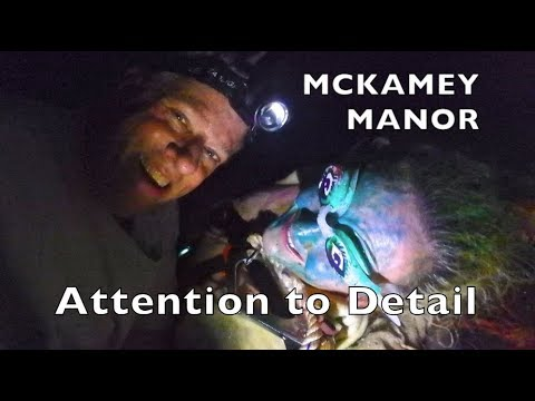 MCKAMEY MANOR Presents (ATTENTION To DETAIL)