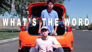 'WHAT'S THE WORD' - Stoppa Dance | @MattSteffanina ft Kenneth San Jose | @DanceOn