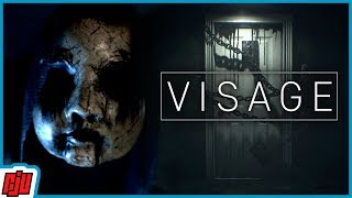 Visage Part 1(Early Access) | Indie Horror Game | PC Gameplay Walkthrough