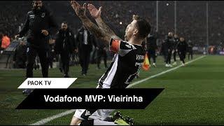 Vodafone MVP: Adelino Vieirinha - PAOK TV