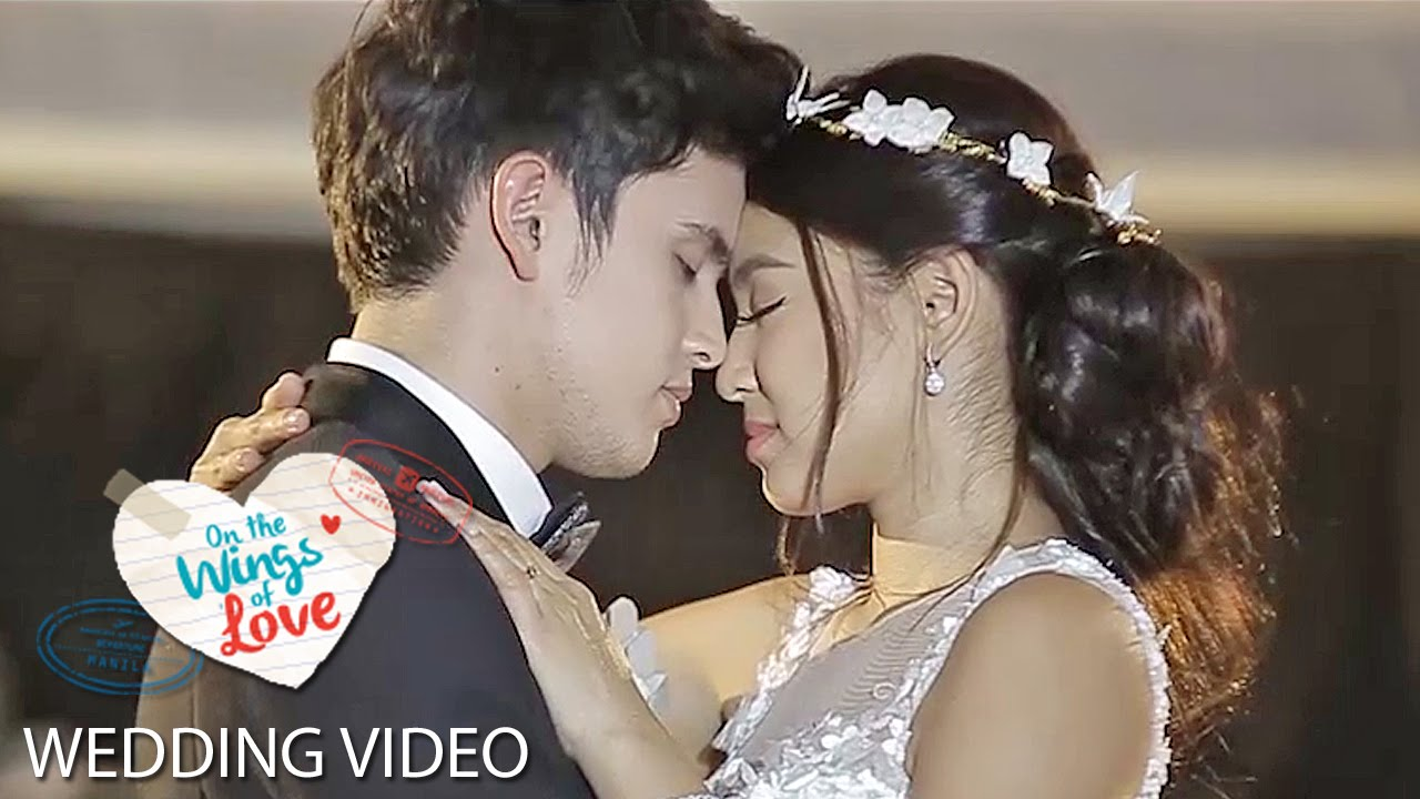 On The Wings Of Love Clark And Leah Wedding Video Same Day Edit You