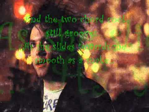 The 13th--The Cure(with lyrics)