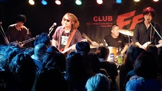 Galaxy Express Full Live at Club FF 150716 Thursday's Children vol. 5