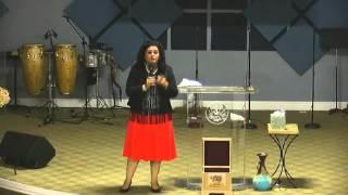 Conoces quien Dios es? (Isa 40:31) »Pastora Marlene Rivas«