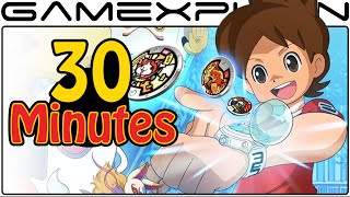 30 Minutes of Yo-Kai Watch! (Livestream Archive)