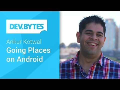 Going Places on Android