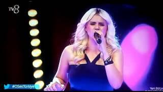 Sibel Karabaş O Ses Türkiye'yi Salladı !!
