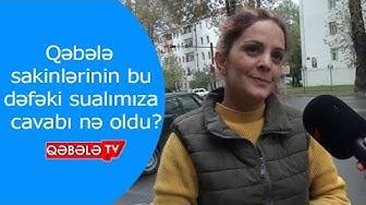 SORĞU: QƏBƏLƏ TV