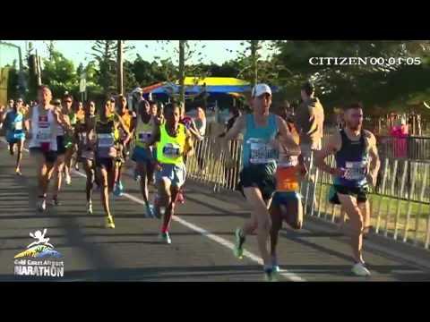 2014 Gold Coast Airport Marathon Webcast: Part 2 (7am - 8am) - Gold Coast Airport Marathon start