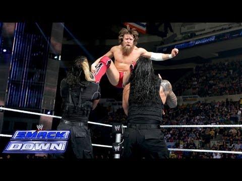 SmackDown - Randy Orton & Daniel Bryan vs. The Shield: SmackDown, June 7, 2013 thumbnail