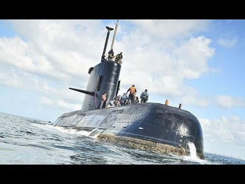 Argentinian politicians call British Navy PIRATES for helping in lost sub search