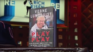 """Verne Lundquist on His New Book """"Play By Play"""" 