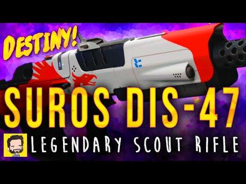Suros DIS-47 Legendary