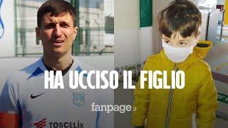Il calciatore Cevher Toktas arrestato per aver ucciso il figlio di 5 anni:
