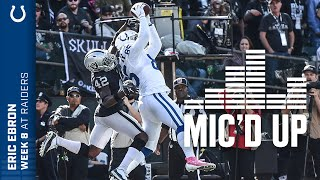 Eric Ebron Mic'd Up Against The Raiders