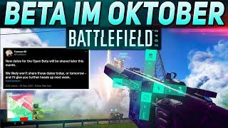 Battlefield 2042 Beta im Oktober - Ab wann soll es losgehen?