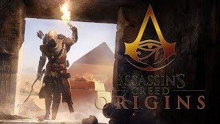 Прохождение Assassins Creed: Истоки Часть 10  | Life STREAM🎮