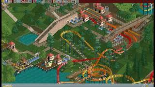 Ni ludu: RollerCoaster Tycoon #8 – Banŝio