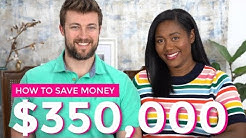 HOW TO SAVE MONEY- We Saved Over $350,000 with these simple tips