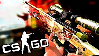 БИТВА ЗА DRAGON LORE - ТРОЛЛИНГ В CS:GO