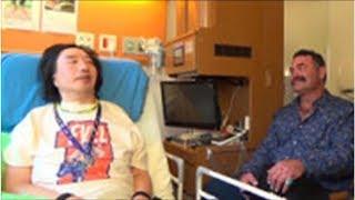 リハビリ中の高山善廣が、殴り合ったドン・フライと病室で再会…「今夜解...