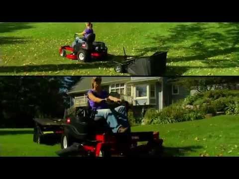 hook up lawn mower