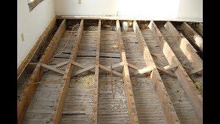 Болезни деревянных перекрытий, португальская  головоломка Brigada1.lv