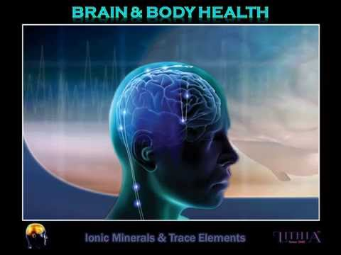 Ionic Minerals and Lithium Natural Lithia Water