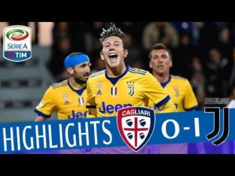 Cagliari - Juventus 0-1 - Highlights - Giornata 20 - Serie A TIM 2017/18