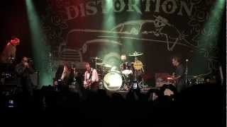 "Social Distortion with Billy Gibbons of ZZ Top - ""Drug Train"" (at the House of Blues Sunset Strip)"