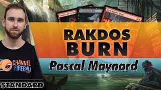 Rakdos Burn - Standard | Channel Pascal