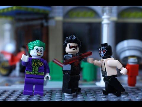 LEGO Nightwing: Flying Solo