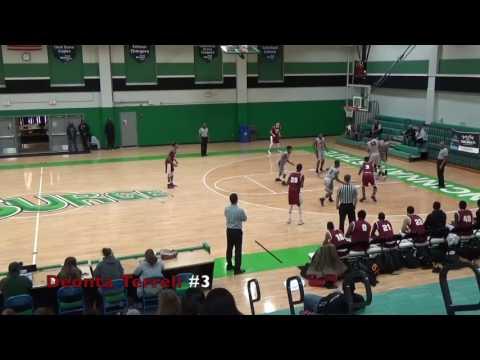 Deonta Terrell Triton College 2016- 2017 Season