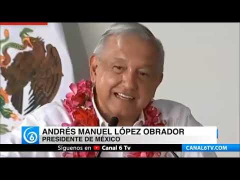 AMLO viene Oaxaca