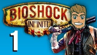 Bioshock Infinite! Gameplay Walkthrough Part 1 - IS THIS HEAVEN!?