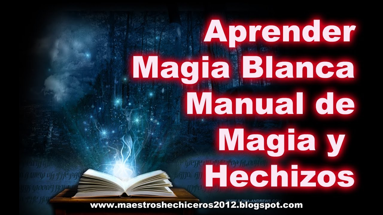 Aprender magia blanca manual de magia y hechizos youtube - Libros para relajar la mente ...
