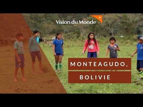 Bienvenue dans notre programme de Monteagudo - Bolivie