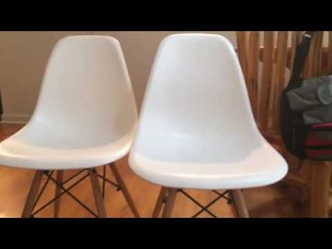 Eames Style Chairs By Urban Mod