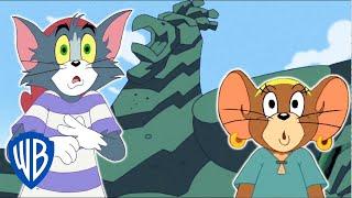 Tom y Jerry en Español | Guardián del tesoro | WB Kids