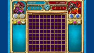 Neopets Puzzle Adventures - Batalha