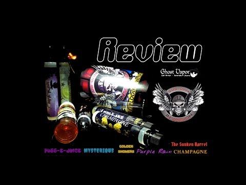 SUBOHM INVASION e-juice (REVIEW)
