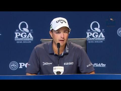 2017 PGA Championship First Round Press Conference: Kevin Kisner