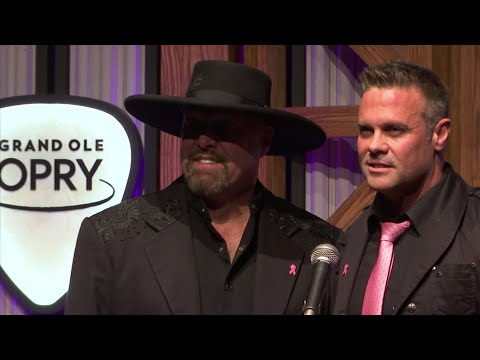 Montgomery Gentry is still rocking without Troy Gentry