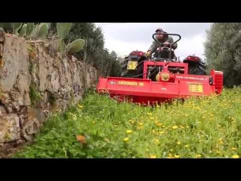 Trattore carraro trx9400 reversibile con trincia for Bcs con trincia