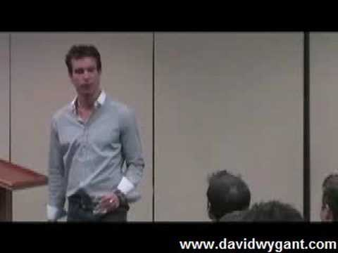 Also Videos David Wygant Tips Online Hookup you