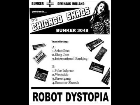 ALL THE CHICAGO SHAGS FULL ALBUMS by Legowelt vs Orgue Electronique MachoCat Garage