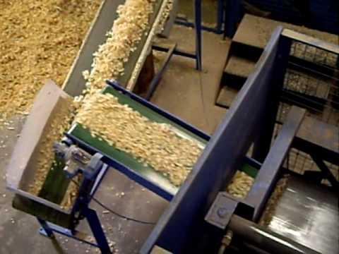 Blue Diamond Log Shaving Machine Wood Shavings From Log