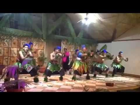 Awesome Tongan dance