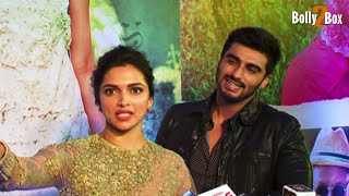Deepika Padukone GETS ANGRY with media on questions on CONTROVERSY