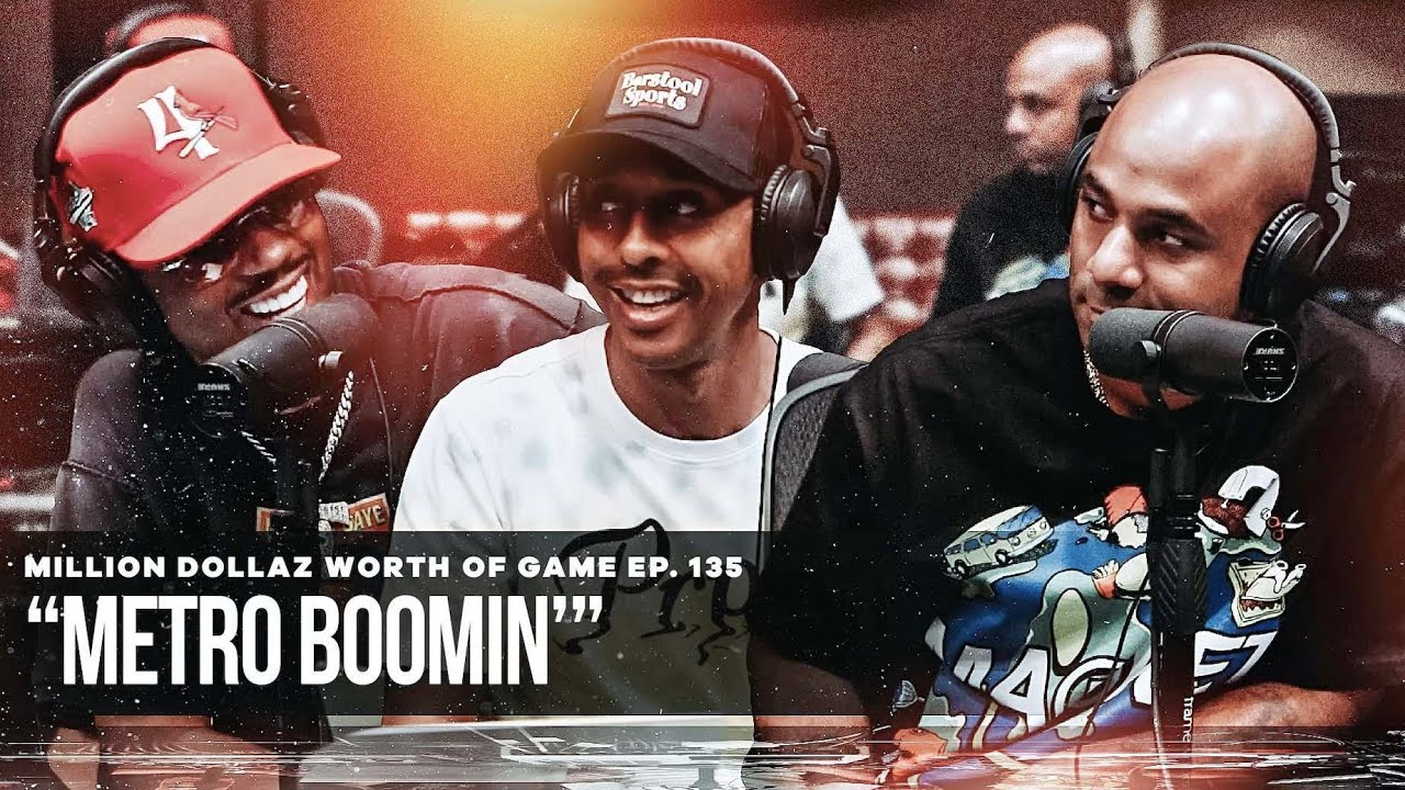Download METRO BOOMIN: MILLION DOLLAZ WORTH OF GAME EPISODE 135